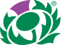 Logo de la Fédération Ecossaise de Rugby
