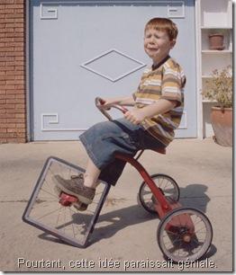 roue carrée